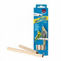 Палочки песочные (абразивные) Trixie для попугаев и птиц 4шт.
