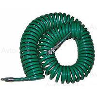 Шланг спиральный Vitol для пневмоинструмента 8*12мм*20м с переходниками (V-81220Р) (V-81220Р (10))