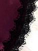 Комплект халат и пеньюар с кружевом 007-вишня, фото 2