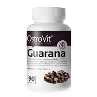 Предтренировочник Guarana OstroVit, 90 таблеток