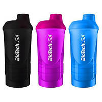 Shaker Wave + 3 in 1 (500 ml)