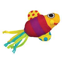 Petstages Fishy Fun - Рыбки с кошачьей мятой - Игрушка для кошек, фото 1