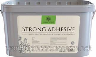 Клей для тяжелых покрытий  КОЛОРИТ 10 кг STRONG  ADHESIVE