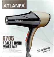Фен для укладки волос c насадкой AT-6705
