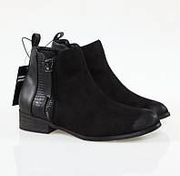 Женские демисезонные ботинки jennyfer 38,39 р