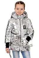 Весенняя детская куртка для девочек  Бетти