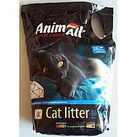 AnimАll (Энимал) силикагелевый наполнитель Кристаллы аквамарина для котов 3.6л