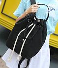 Рюкзак-сумка с затягивающей верёвкой, фото 5