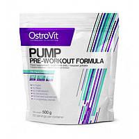 PUMP Pre-Workout Formula OstroVit, 500 грамм
