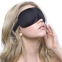 Маска для сна анатомическая 3D с выпуклостями для глаз!