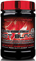 Hot Blood 3.0 Scitec Nutrition, 300 грамм