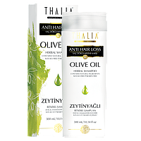 Шампунь с оливковым маслом для слабых и сухих волос