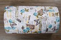 Ткань ранфорс Турция Juliana бирюзовый 10089 (220 ширина)