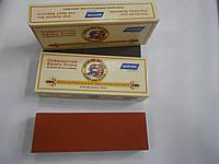 Брусок прямоугольный  155х52х25  F150/F400 NORTON двусторонний COARSE FINE INDIA, фото 1