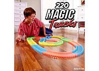 Детский гоночный трек Magic Tracks (Меджик трек) 220 деталей