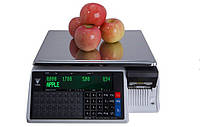 Весы Digi с чекопечатью SM 100CS B Plus 15 кг