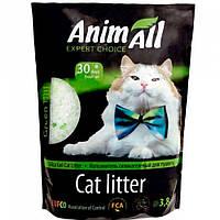 AnimАll (Энимал) силикагелевый наполнитель Кристаллы изумруда для котов 3.8л