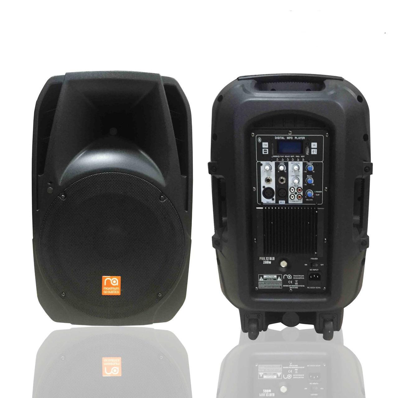 Активная акустическая система Maximum Acoustics PRO.12 BLU
