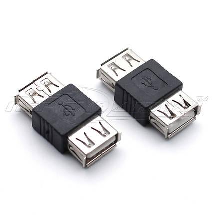 Переходник USB 2.0 AF - AF (тип 2), фото 2