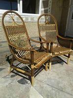 Кресла из ротанга