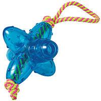 Petstages ORKA JACK, 15см - Орка Джек - игрушка с канатом для собак, фото 1