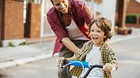 С какого возраста можно садить ребенка на велосипед какие детские велосипеды для этого подойдут?