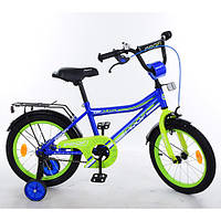 Детский двухколесный велосипед, 14 дюймов Profi (Y14103)
