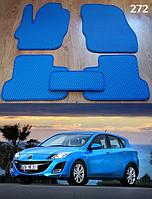 Коврики на Mazda 3 '09-13. Автоковрики EVA, фото 1