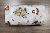 Ткань ранфорс Турция Rachel бежевый 95536 (220 ширина)
