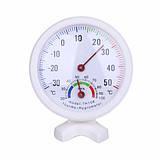 Термометр-гигрометр th108, фото 2
