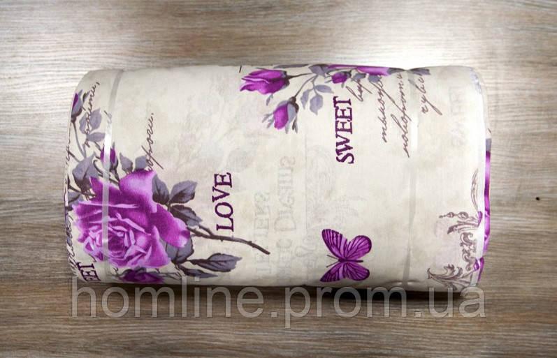 Ткань ранфорс Турция Ella розовый 11413 (220 ширина)