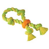 Petstages DENTAL ROPE Mini - Канат с кольцом - игрушка для собак, фото 1