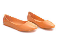 Женские балетки DRAKE Orange, фото 1
