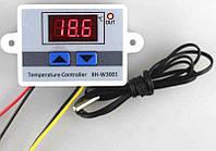 Надежный терморегулятор XH-W3001 12 V