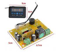Цифровой термостат с контролем температуры