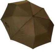 Мужской складной зонт автомат (каштан)
