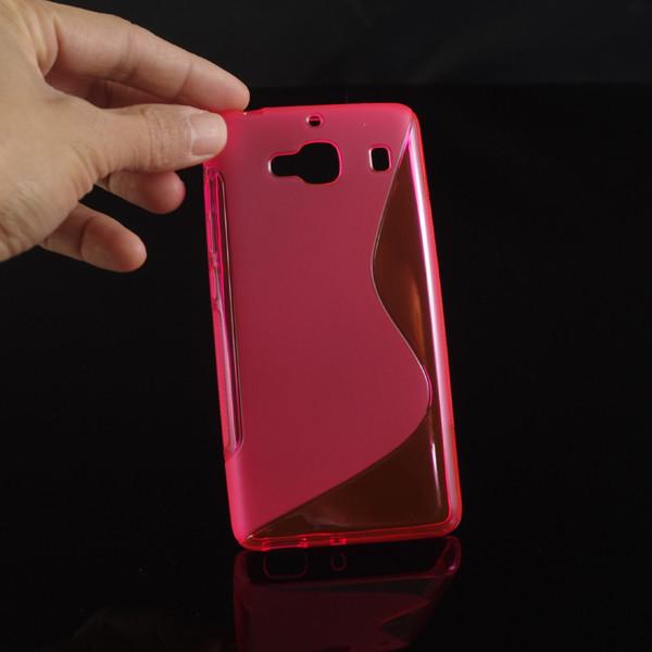 Силиконовый чехол для Xiaomi Redmi 2, S13