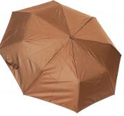 Мужской складной зонт автомат (золото)