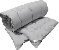 Одеяло Руно силиконовое серое полуторное 140*205 см арт.321.52GREY