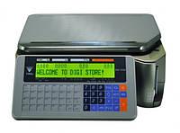 Весы с печатью этикетки до 6 кг Digi SM-5100В