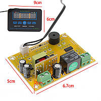 Программируемый цифровой контроллер температуры