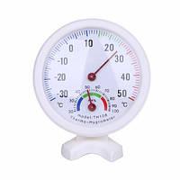 Прибор для контроля температуры и влажности воздуха в помещении TH108