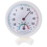 Прибор для контроля температуры и влажности в помещении TH108