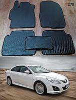 Коврики на Mazda 6 '08-12. Автоковрики EVA