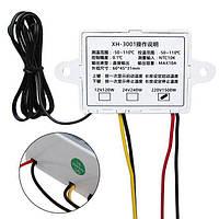 Электронный термостат  XH-W3001  -50°C до +110°C