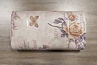 Ткань ранфорс Турция Ella кофе 11413 (220 ширина)