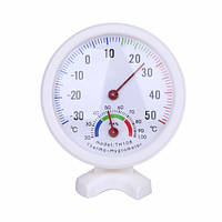 Настольный измеритель температуры и влажности TH108