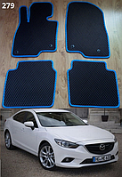 Коврики на Mazda 6 '13-н.в. Автоковрики EVA