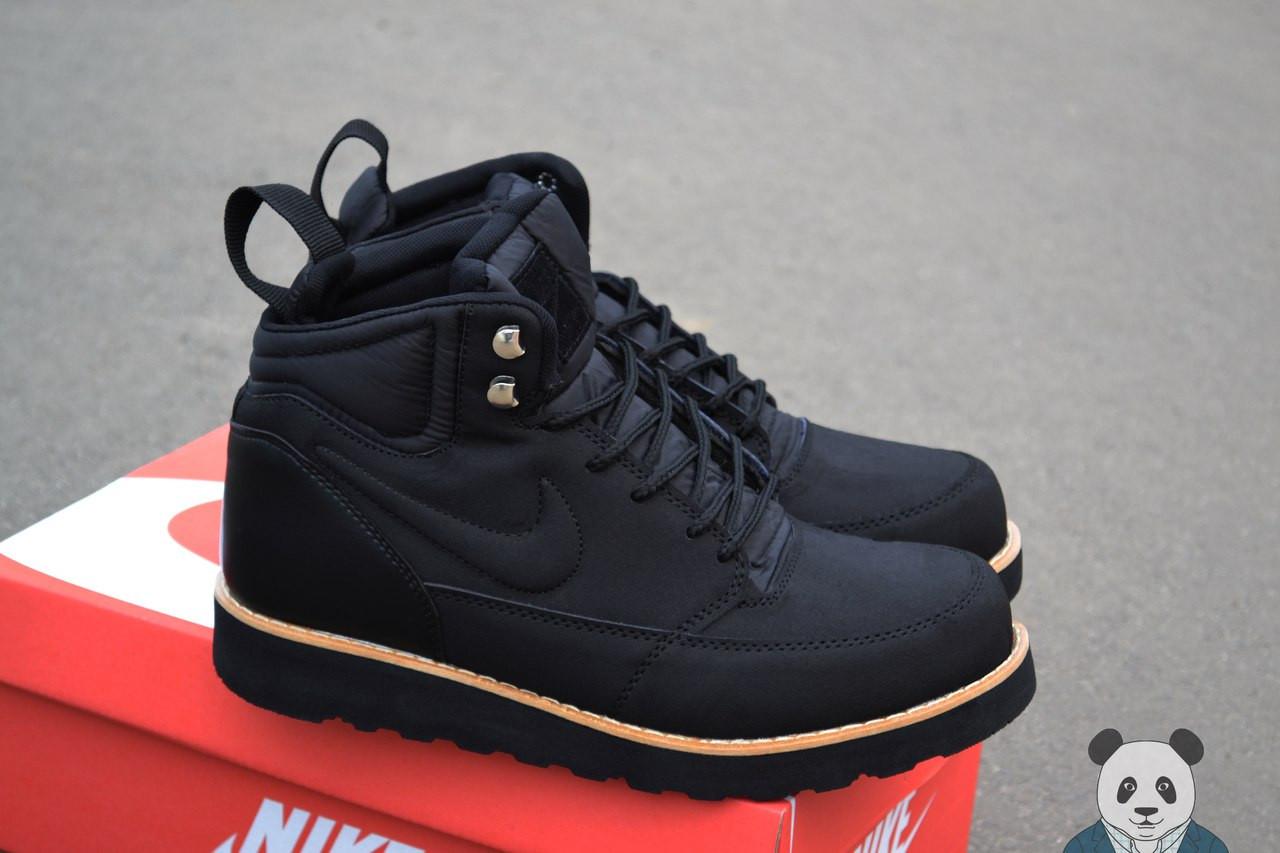 a0488082 Зимние ботинки найк,Nike Kartsman Leather Boots - Just Buy - Только лучшие  товары в