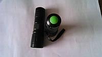 Фонарь зеленая кнопка
